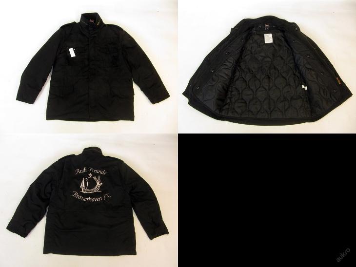 Textilní bunda POLO vel. S - Odep. termovložka - Náhradní díly a příslušenství pro motocykly