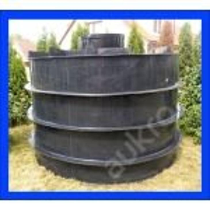 JÍMKA, nádrž na dešťovou vodu RETENČNÍ nádrž - Ostatní