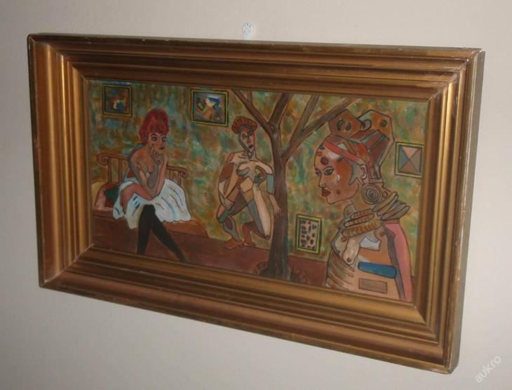 PARK PARTY IN PALM COAST - DUBIEL JOSEF VON LERACH - Umění