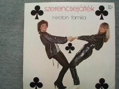 LP Neoton Familia/Szerencsejáték