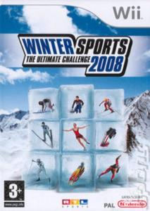 Wii - Winter Sports The Ultimate Challenge 2008