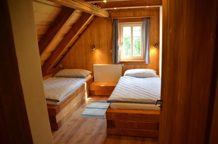 Roubenka Na vejminku -ubytování Krkonoše, Adršpach - Hotely