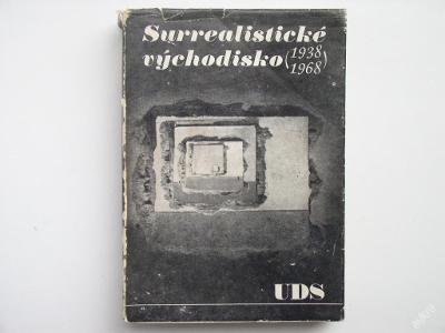HRSTKA JAROSLAV 1969 SURREALISTICKÉ VÝCHODISKO