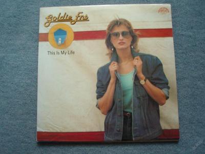 LP Goldie Ens/This is my life