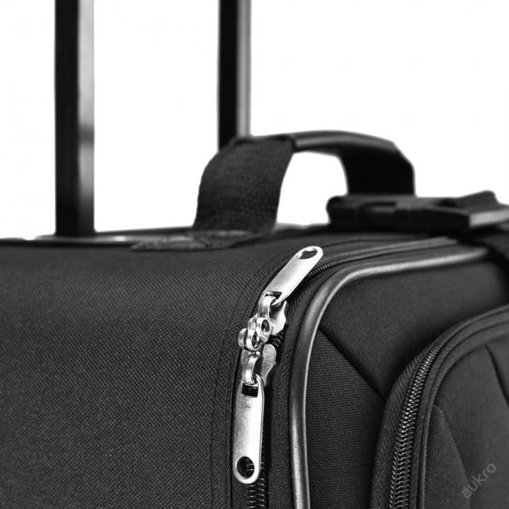 Cestovní zavazadla, set 4 ks, taška, KUFR, Nový! - Tašky, batohy, kufry