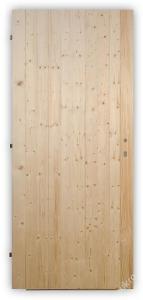 Palubkové dveře plné Classic - 60, 70, 80 a 90
