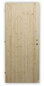 Palubkové dveře plné Slim - 60, 70, 80 a 90