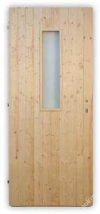 Vchodové palubkové dveře Vista - 60, 70, 80 a 90