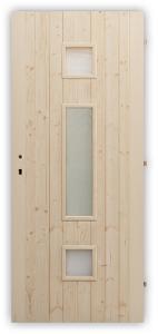 Vchodové palubkové dveře Trimax - 60, 70, 80 a 90