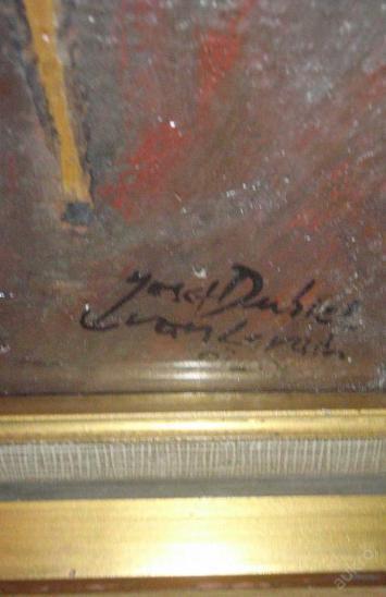 DAUGHTER AN MOTHER FORSTER DUBIEL JOSEF VON LERACH - Umění