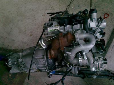 Motor Mercedes-Benz 2.2 cdi