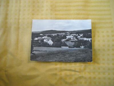 pohlednice Láz okres Příbram - čistá