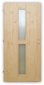 Vchodové palubkové dveře Vertikal -60, 70, 80 a 90