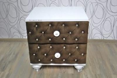 Noční stolek, kontejner se šuplíky (14943B)