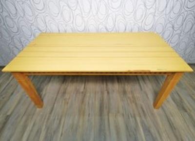 Jídelní stůl, dřevo masiv (15069A) 8323.B E S