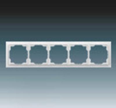 Pětinásobný rámeček pro přístroje 3901M-A00150 01