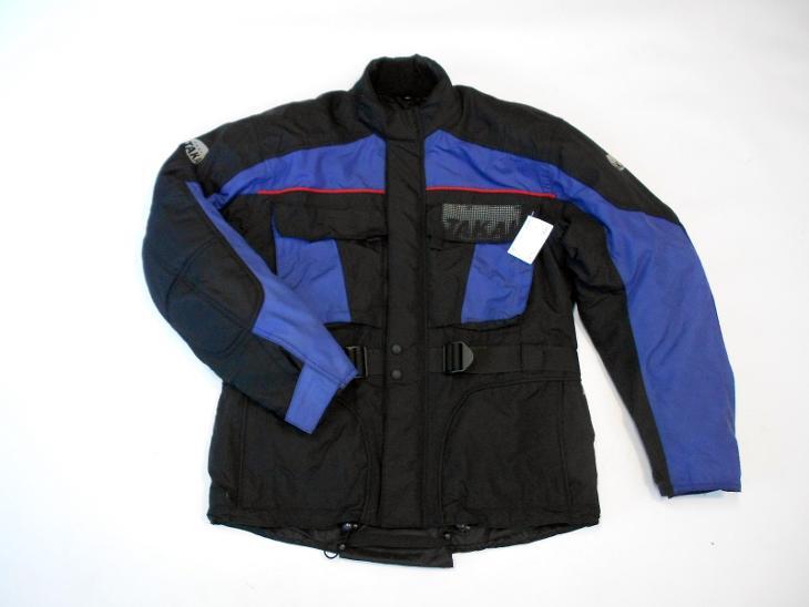 Textilní bunda TAKAI vel. M - Odep. termovložka - Náhradní díly a příslušenství pro motocykly