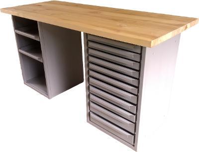 pracovní, dílenský stůl, ponk, model JM13
