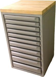 pracovní, dílenský stůl, ponk, model BOX ELEVEN