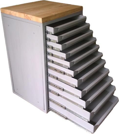 pracovní, dílenský stůl, ponk, model BOX ELEVEN - Ostatní