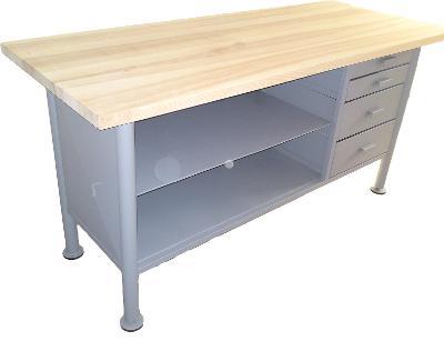 pracovní, dílenský stůl, ponk, model LITE