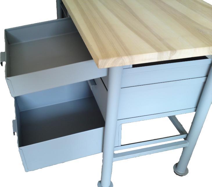pracovní, dílenský stůl, ponk, model MEDIUM - Ostatní