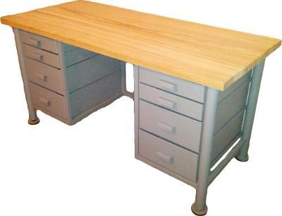 pracovní, dílenský stůl, ponk, model HOBBY