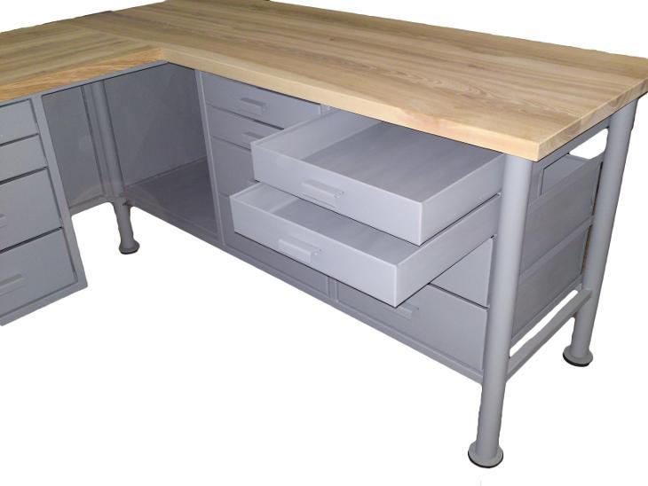 pracovní, dílenský stůl, ponk, model L - Ostatní