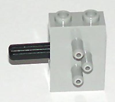 LEGO technic Yellow Pneumatic switch LG