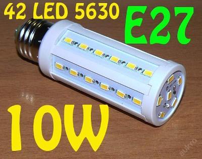 LED86 E27 teplá 10W 1200lm (=100W) ZAŠLEME HNED
