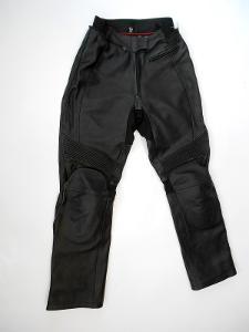 Kožené kalhoty Hein GERICKE vel. 36 - pas: 66 cm