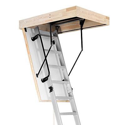 půdní schody Aluprofi Extra (110x55cm - 140x70cm)