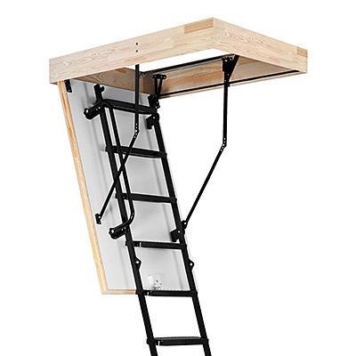 půdní schody Solid Extra (110x55cm - 140x70cm)