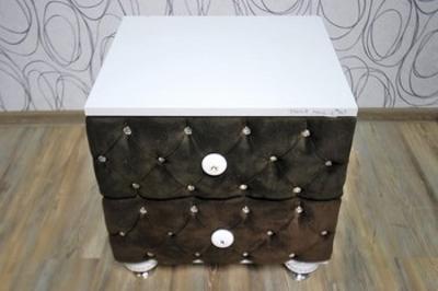 Noční stolek, kontejner se šuplíky (15013B)
