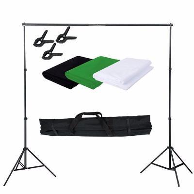 Petricard | Kompletní set pro nastavení fotopozadí 215 x 300 cm