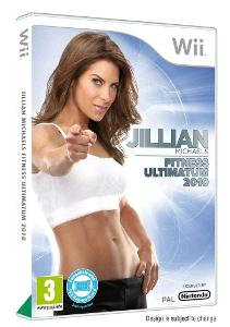 Wii - Jillian Michaels Fitness: Ultimatum 2010