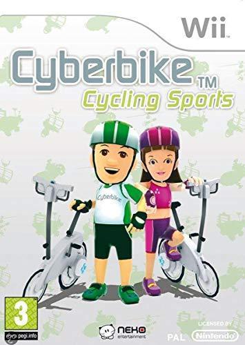Wii - Cyberbike Cycling Sports