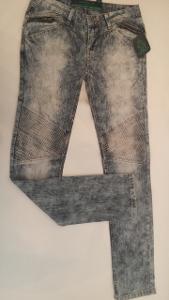 -50% KARMA Denim Jeans  Stretch Vel. M NEU