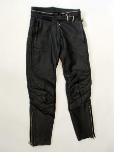 Kožené kalhoty HARRO vel. 38/S pas: 68cm