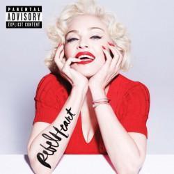 Madonna - Rebel heart, 1CD, 2015