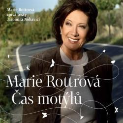 Marie Rottrová - Čas motýlů, 1CD, 2013