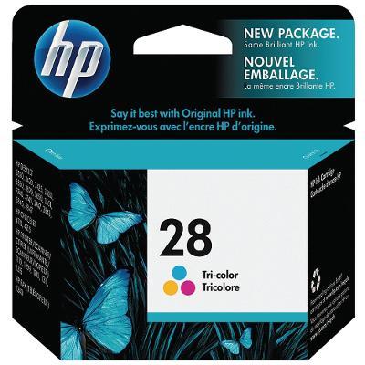 Originální náplň HP 28 Barevná / Color (C8728AE)