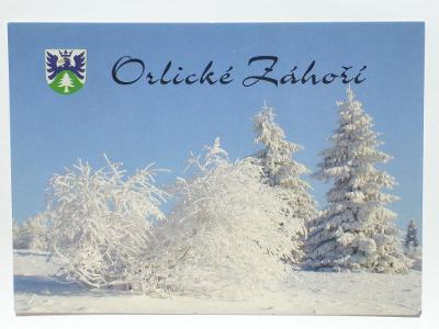 Orlické hory -Orlické Záhoří, Žamberk, Rychnov ERB
