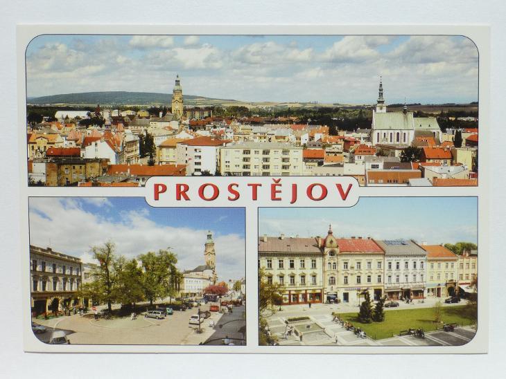 Prostějov - Pohlednice