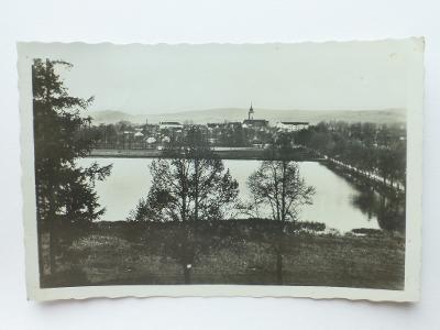Vodňany, okr. Strakonice 1940