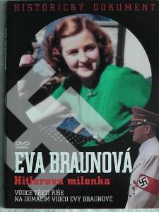 DVD-Eva Braunová: Hitlerova milenka