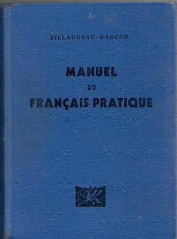 Manuel de francais pratique