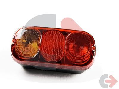Zadní světlo na JCB 3CX a 4CX (700/50018)