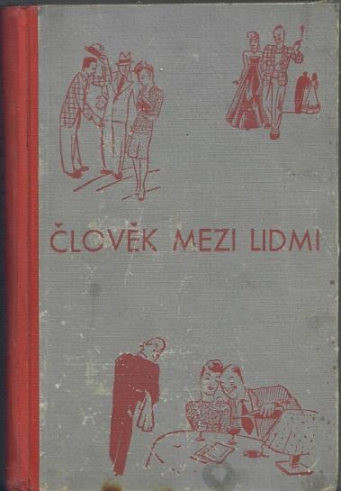 Člověk mezi lidmi - Knihy
