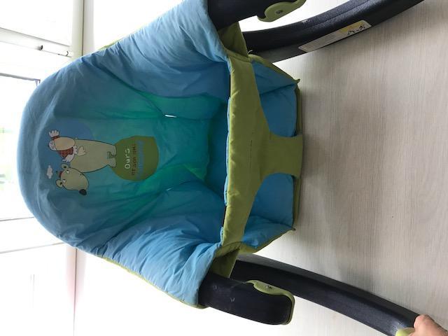 Jídelní židlička cestovní skládací Jané - Péče o kojence a batolata